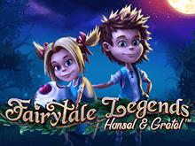 Онлайн-автомат Легенды сказок: Гензель и Гретель в Адмирал