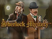 Тайна Шерлока - игровой слот с призами за комбинации