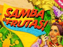 Фруктовая Самба - игровой слот с выводом призов на Qiwi